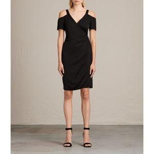 NWT Allsaints Cadia Dress
